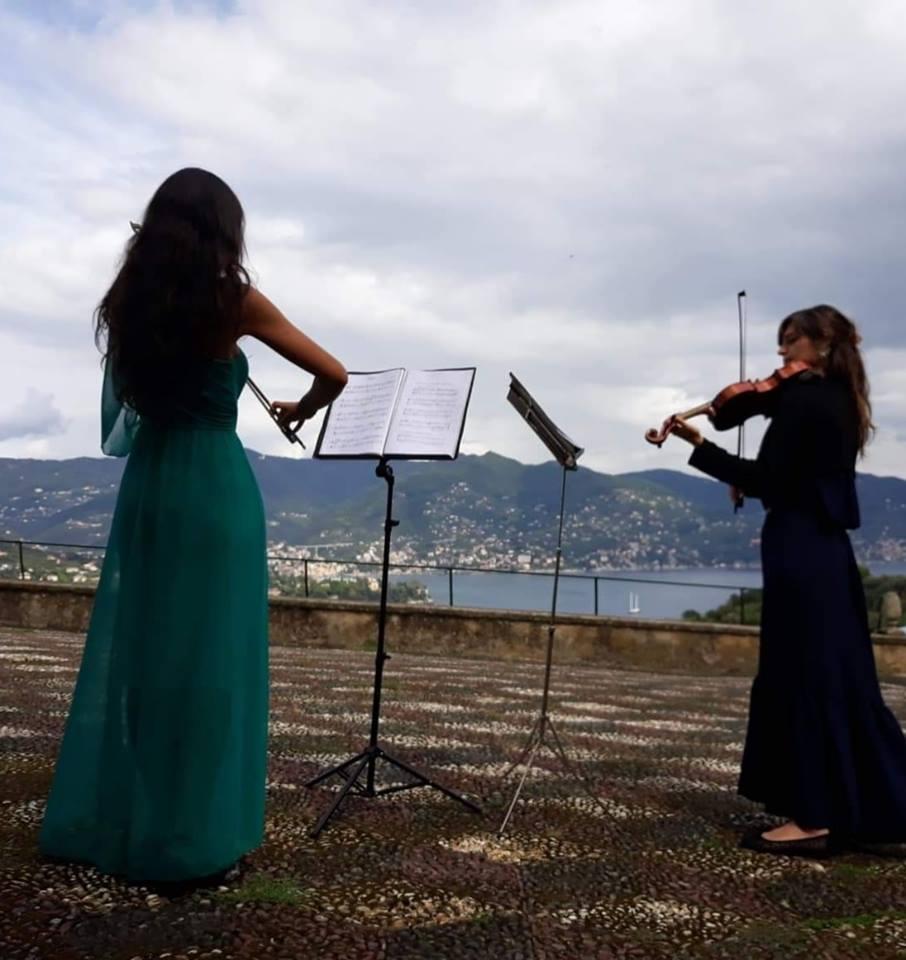 Ph.: Cliente, MUSICA MONTE (S. MARGHERITA LIGURE)