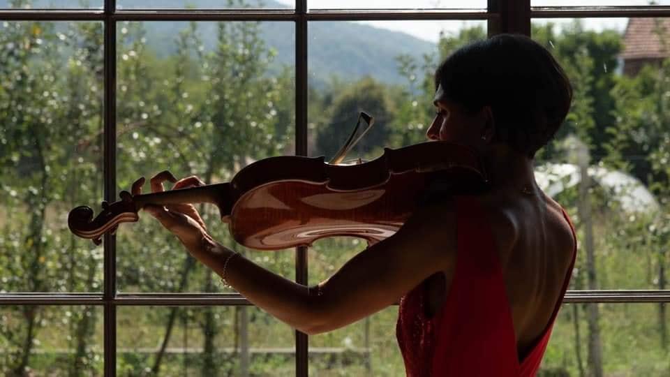 Ph.: E. Lauricella, SHOOTING PER 'THE SOMEWHERE' (ALESSANDRIA)